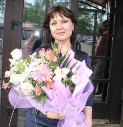 Луиза Хайруллина