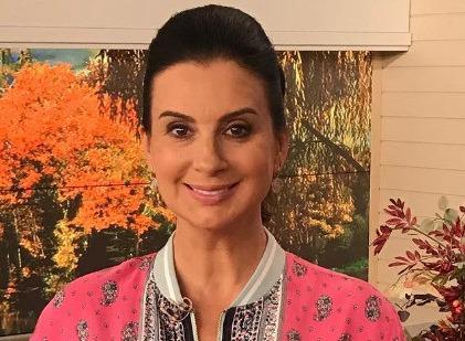 Екатерина Стриженова стремительно худеет после скандала на Первом канале