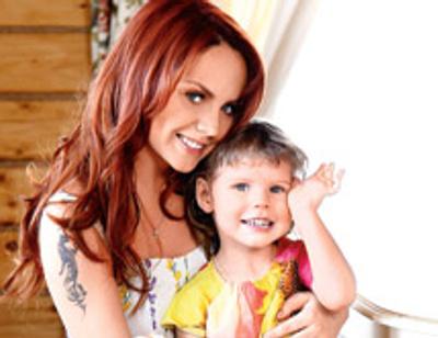 МакSим: «Я была совершенно безумной мамашей»