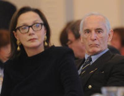 Василий Лановой и Ирина Купченко похоронили младшего сына