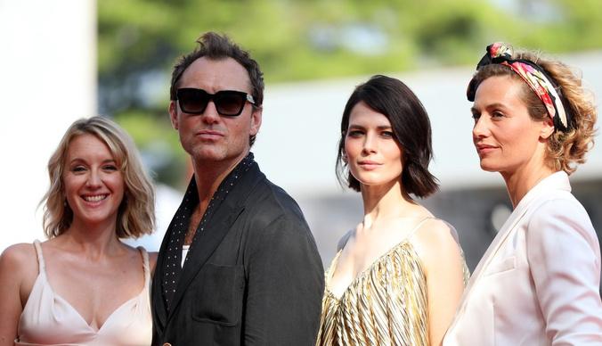 76-й Венецианский кинофестиваль: Юлия Снигирь и Джуд Лоу представили сериал «Новый папа»