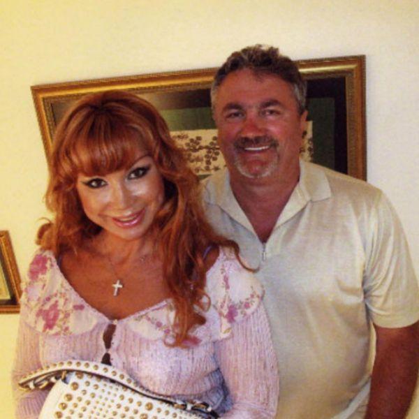 Маша и ее супруг тепло встретили Лидию