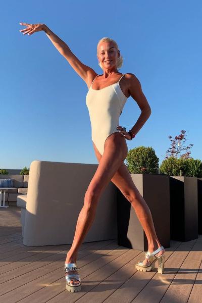 По мнению многих, Анастасия заметно похудела, но балерина так не думает
