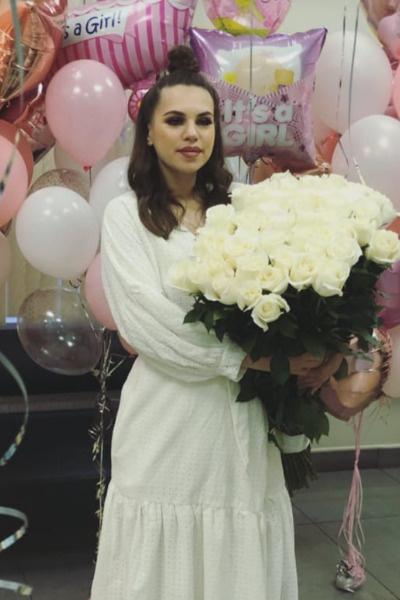 Саша родила 19 сентября