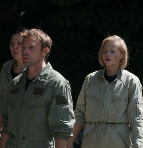 Сериал «Игра на выживание» снят в жанрах триллер и хоррор