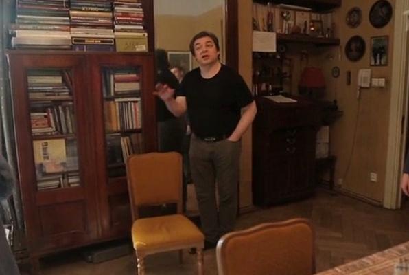 Сын певца, Дмитрий Хиль, сохранил записи отца