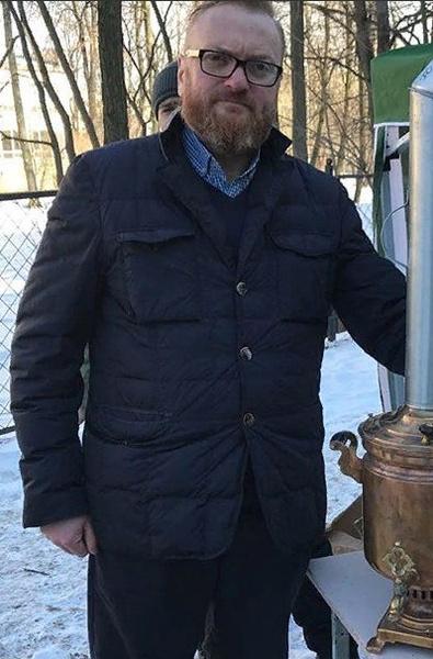 Виталий Милонов уверен: место Ольги в коровнике или на кулинарных курсах