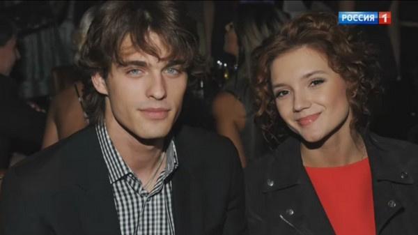 Василий Степанов и его бывшая девушка Дарья Егорова