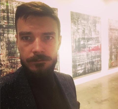 Актер театра и кино Максим Матвеев