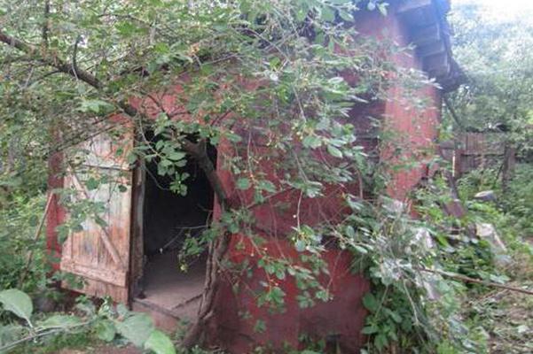 В подвале под гаражом Виктор держал пленниц
