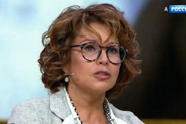 Наталья Негода крайне редко дает интервью