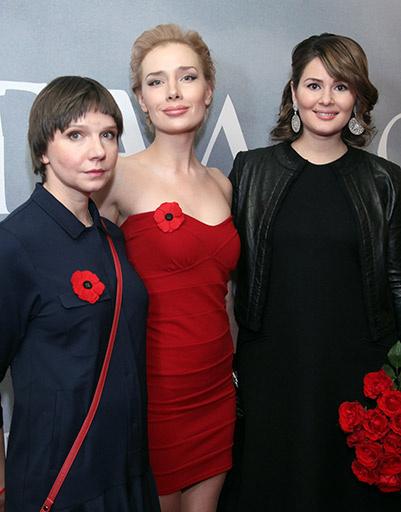 Ирина Рахманова, Валерия Шкирандо и Мария Кожевникова