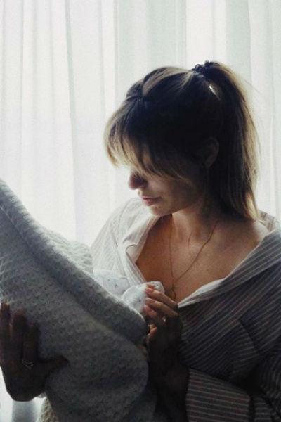 Певица много лет мечтала стать матерью