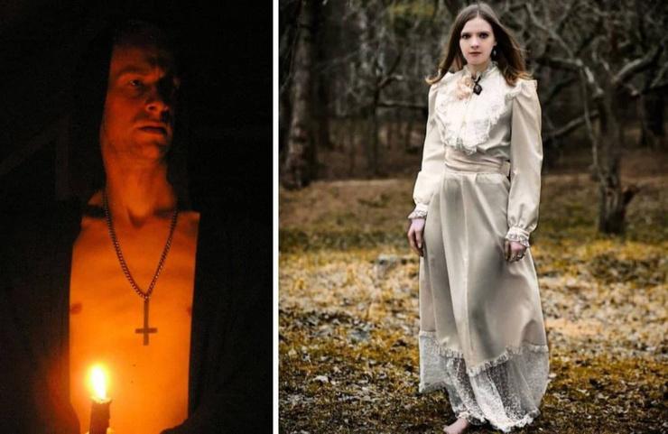 Андрей и Ольга были одержимы сатанизмом