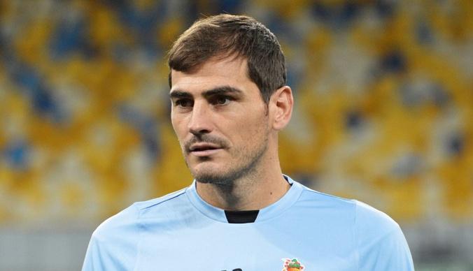 Бывший вратарь сборной Испании по футболу перенес инфаркт во время тренировки