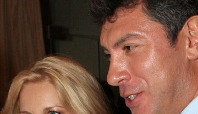 Екатерина Одинцова вспомнила о счастливых временах с Борисом Немцовым