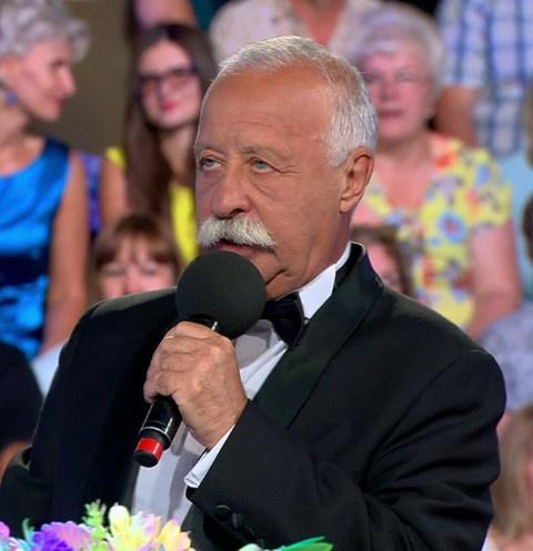 Леонид Якубович в капитал-шоу «Поле чудес»