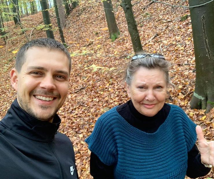 Мама Милоша осталась жить в Белграде