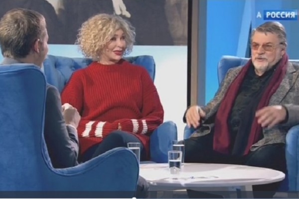 Татьяна Васильева рассказала о романе с Михаилом Державиным