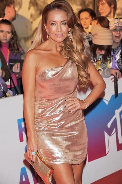 Фриске на церемонии MTV RUSSIA MUSIC AWARDS