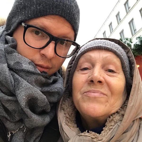 Мама Максима имела непродолжительные отношения с Грачевским
