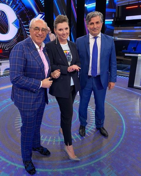 Сколько зарабатывают Скабеева, Кеосаян, Шейнин и другие телеведущие
