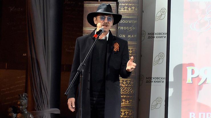 Михаил Боярский также исполнил песню «Ланфрен-ланфра»
