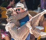 «Кинотавр 2013»: Виторган носит Собчак на руках