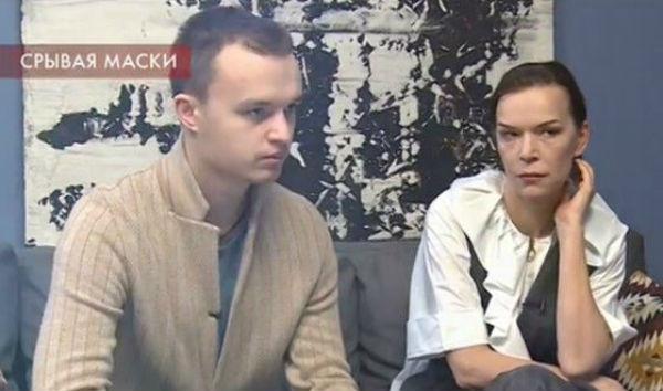 Даниил Марьянов и Ольга Аносова