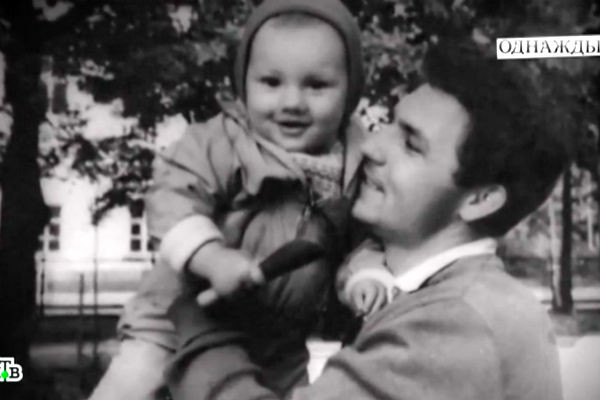 Николай с отцом Владимиром Иванович