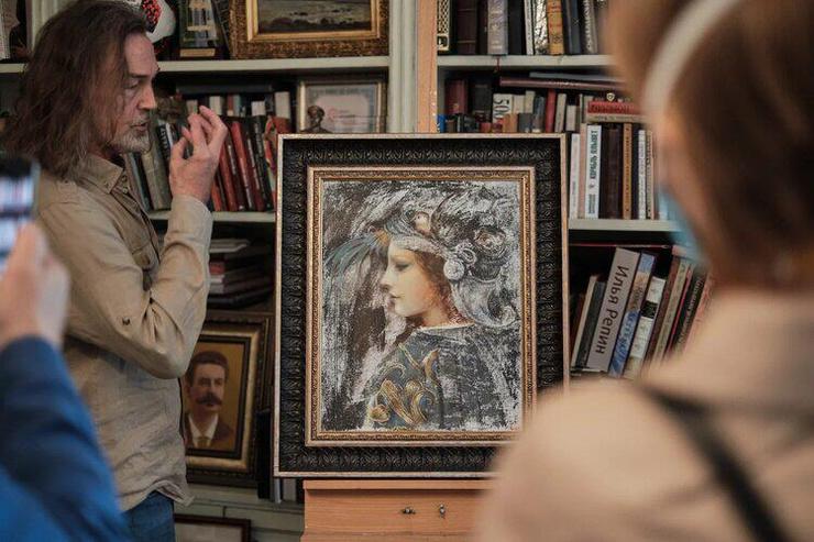 Дом художника — самый настоящий музей