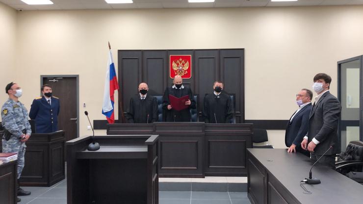 Суд не принял письмо от деятелей культуры, которые готовы взять Ефремова на поруки
