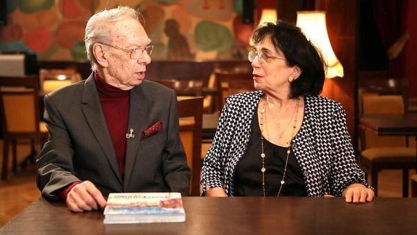 Алексей Владимирович и Гитана Аркадьевна прожили вместе около 55-ти лет