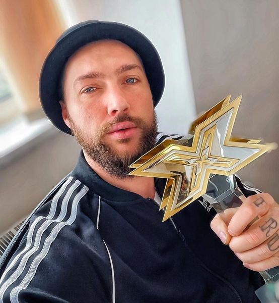 Олег Кензов занял второе место в украинской версии шоу «Х-фактор»