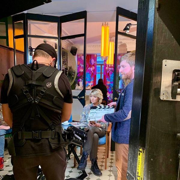Меньшова вернулась на телевидение с новым проектом