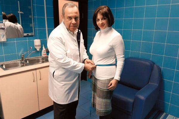 Светлана уверена, что с помощью Алексея Ковалькова победит лишние килограммы