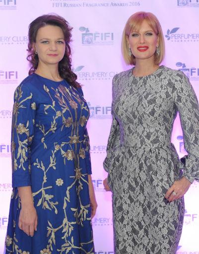 Марианна Пенькова (FiFi) и Олеся Судзиловская