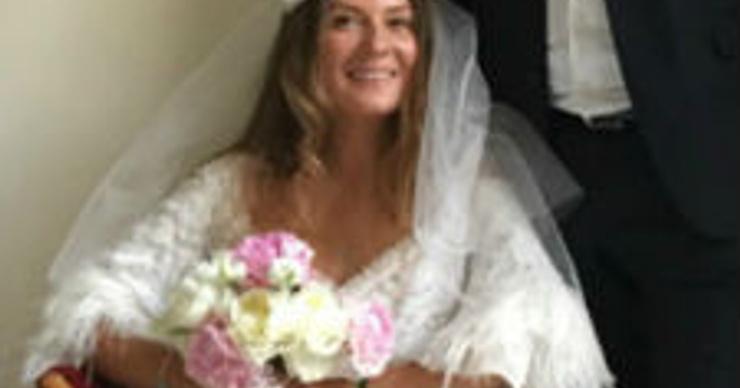 Жанна Бадоева снова сыграла свадьбу
