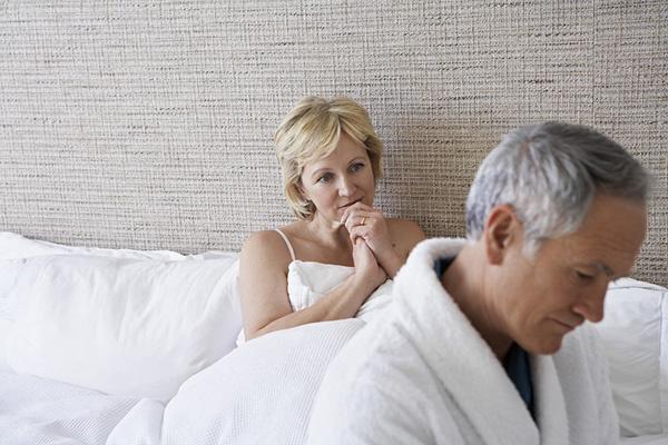 Секс с годами становится только лучше. Как вино