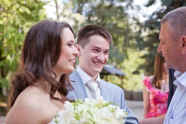 Алексей и Анна поженились несколько лет назад