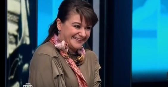 """Анастасия Мельникова в эфире передачи """"Зеркало для героя"""""""