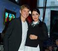 Жена футболиста Павлюченко ждет второго ребенка