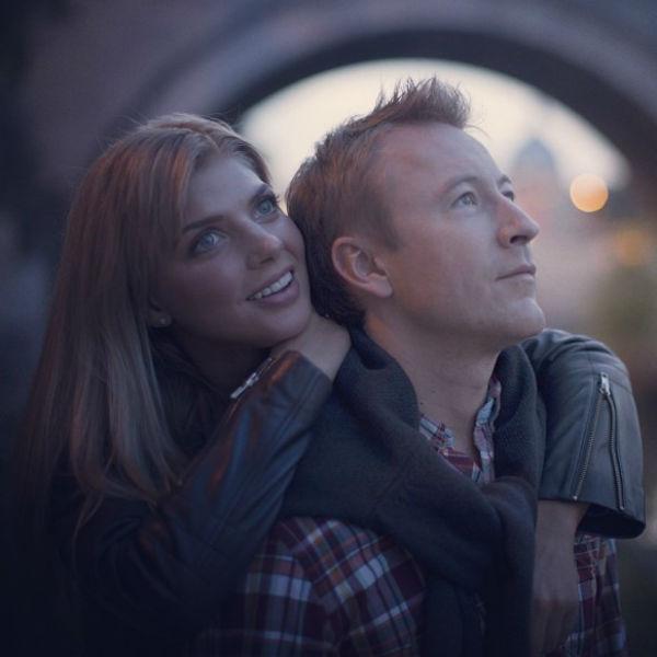 Анастасия и Сергей вместе уже 7 лет, но пока пара так и не отправилась в загс