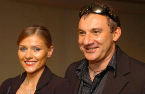 Мария Голубкина и Николай Фоменко