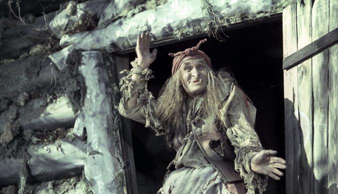 «Всесоюзная Баба-Яга» Георгий Милляр в старости ел черствый хлеб и терпел насмешки. Почему его все забыли?