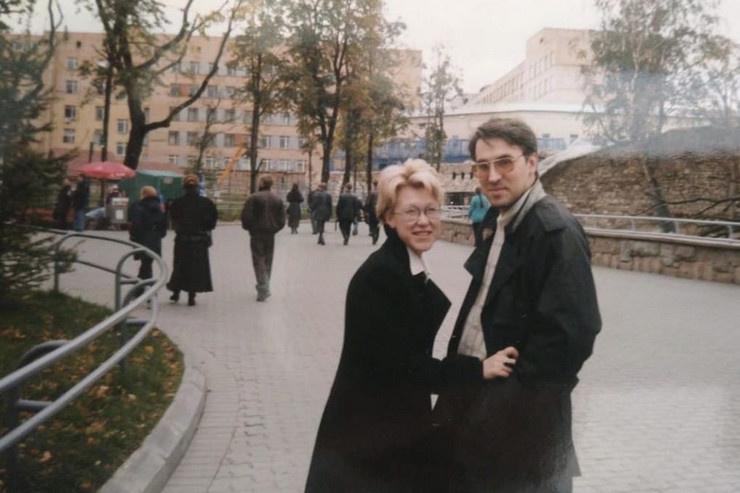 21 июня 1992-го Андрей Владимирович сделал Юлии предложение