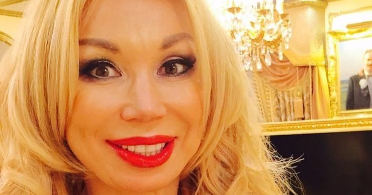 Супруг Маши Распутиной запрещает ей выступать