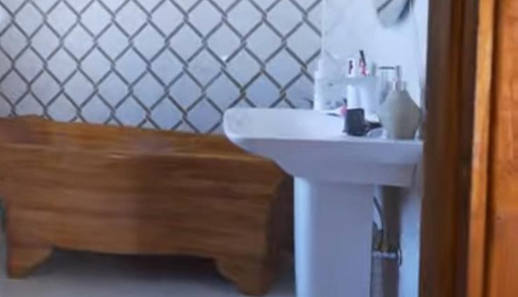 Личная ванна исполнителя ручной работы