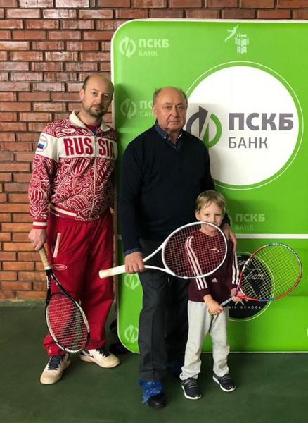 Наследники Мишина предпочли фигурному катанию теннис
