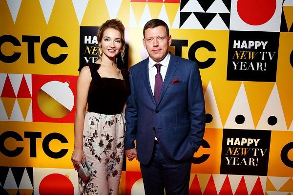 Анна Бегунова и Сергей Лавыгин